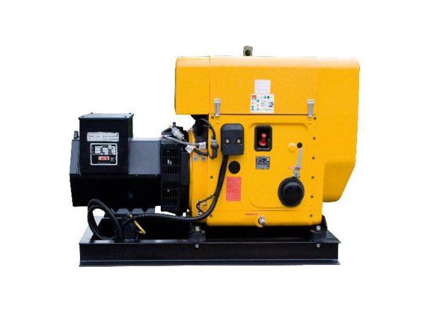 DPH15-S Generatorset Dolpower Hatz Stamford